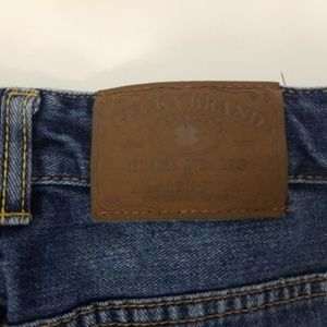 Lucky Brand Jeans - Lucky Brand Women's BILLY Distressed Patch Jeans